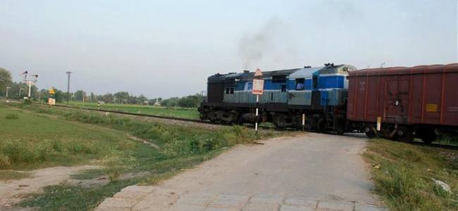 Twelve children die in a railroad accident in India