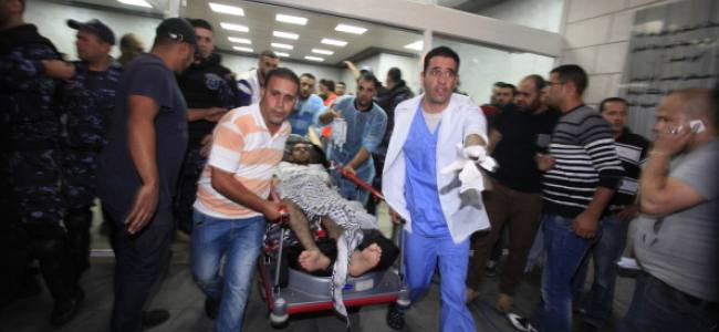 Gaza, Red Crescent evacuate the wounded and need more help