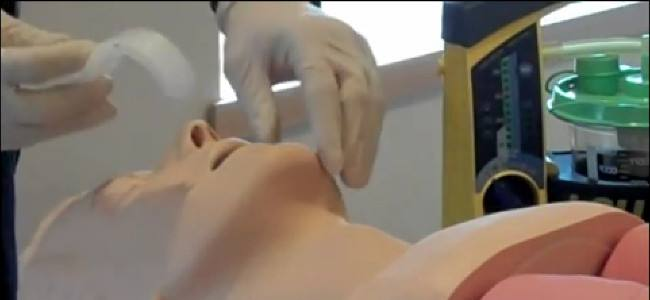 Own the airway part 1: open and clear the airway