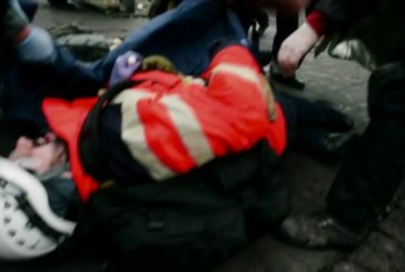 Ukraine: This video shows the risks volunteers face, and why.