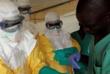 Ebola emergency grow up to grade 3