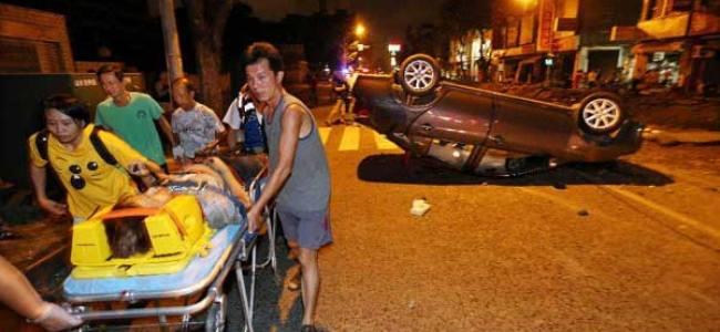 Gas leak explosion in Taiwan, dead toll rise 20