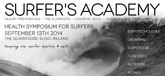 Keeping the Surfer Healthy and Safe. The EASD meeting in Ireland open to everyone