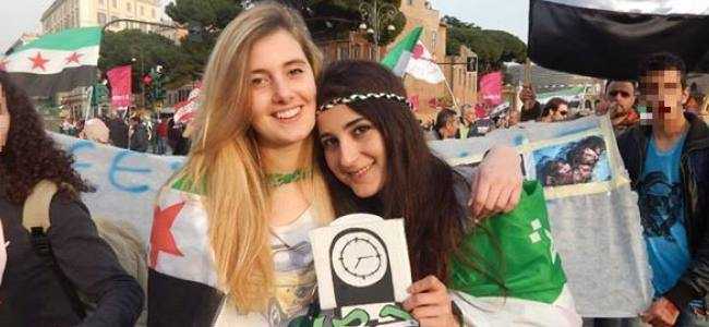 Two Italian aid workers kidnapped in Syria