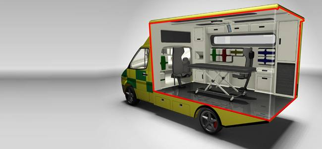 Emergency Ambulance Redesign: a user-centred approach (PART 2)