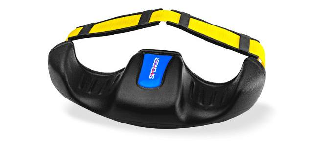 The Spencer FXA Pro ankle immobilizer