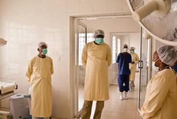 Red Cross opens Ebola treatment centre in Sierra Leone