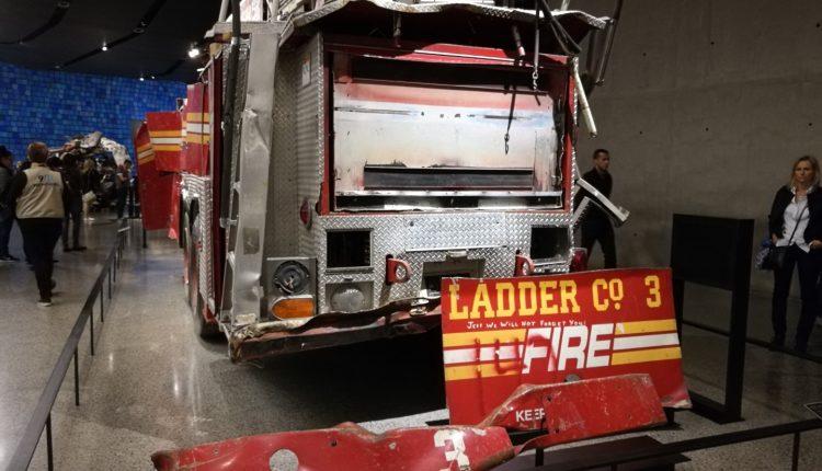 Urgence en direct | Attentats du 9 septembre - Les pompiers, les héros contre le terrorisme image 11