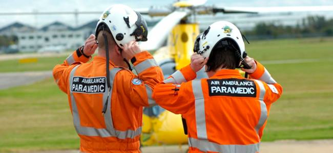 Paramedic Safety: managing risks in 4 steps