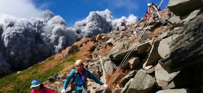 Eruption of Mount Ontake, 48 body recovered, LIVE NEWS