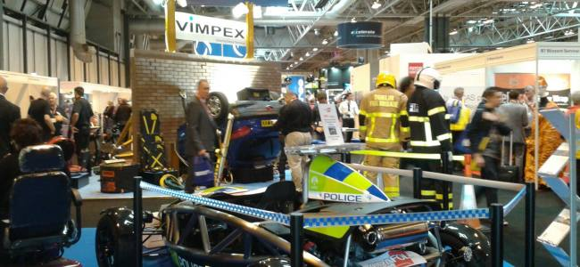 Emergency Services Show, a record edition in Birmingham