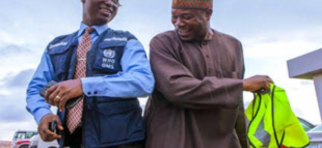 Nigeria is free of Ebola transmission