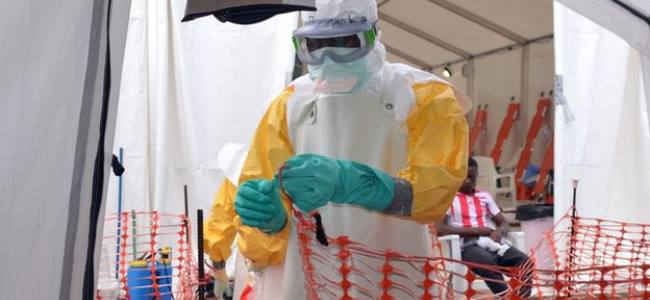 Ebola update: How does MSF care for patients suffering in Africa?