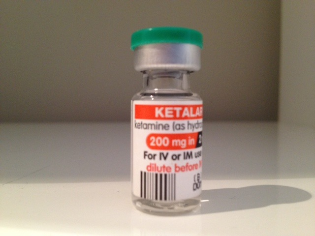 Pediatric Procedural Sedation with Ketamine