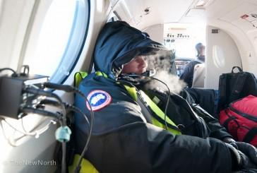 Medevac life in the Canadian Arctic
