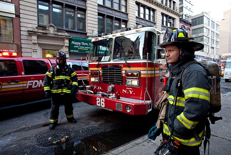 Volunteer Firefighters and Ambulance Workers Benefit Law Is Signed By Governor