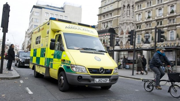 London Ambulance Service asks for help