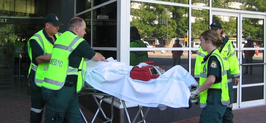 Paramedics' perspective of pre-hospital pain management