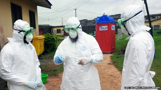Ebola drug trial starts in Liberia