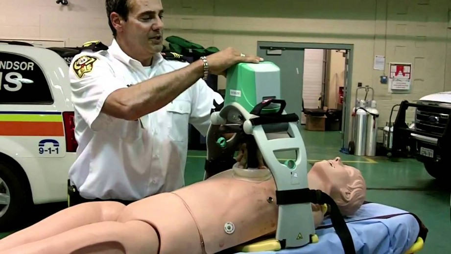 The Prehospital Randomised Assessment of a Mechanical Compression Device In Cardiac Arrest