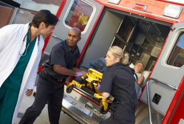 Stroke: prospective evaluation of a prehospital management process based on rescuers