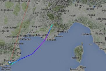 Germanwings A320 has crashed in France – LIVE TWEET