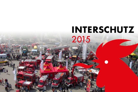 Things you can't miss at INTERSCHUTZ 2015