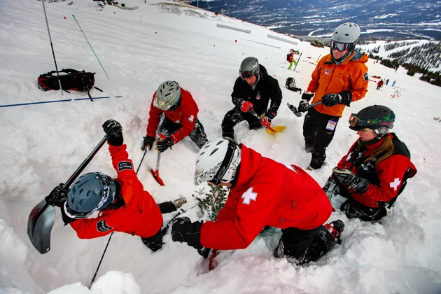 Resuscitation of avalanche victims guidelines