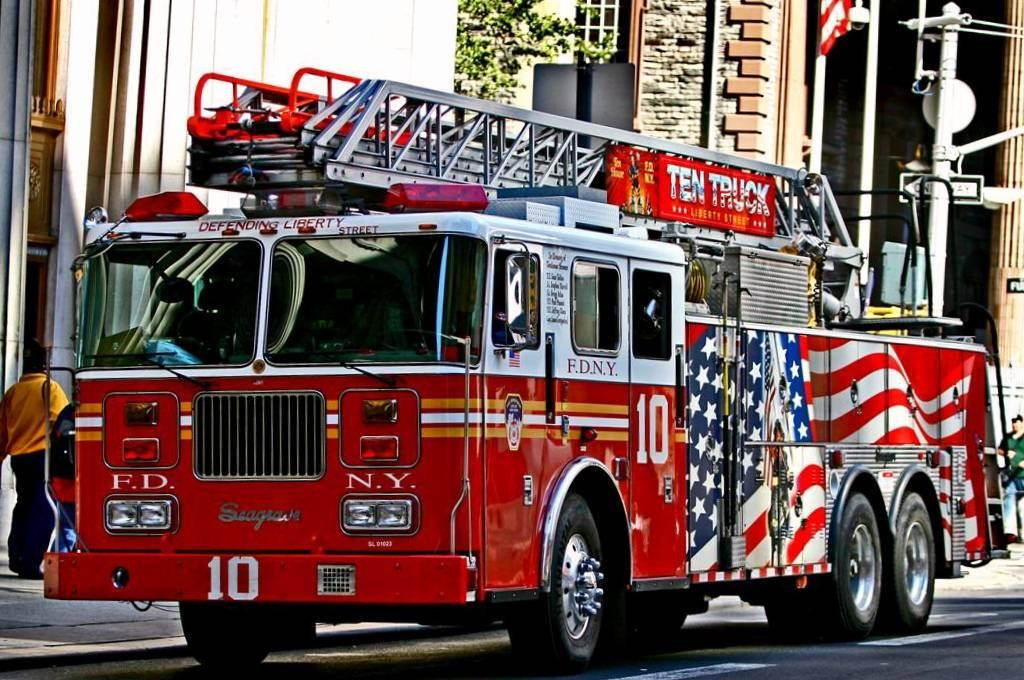 firefighter live wallpaper