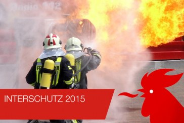 Lead your business, show up your presence at INTERSCHUTZ 2015
