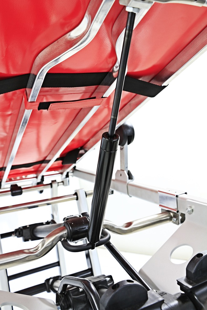 ASX811_autoloading_ambulance_stretcher_backrest_piston