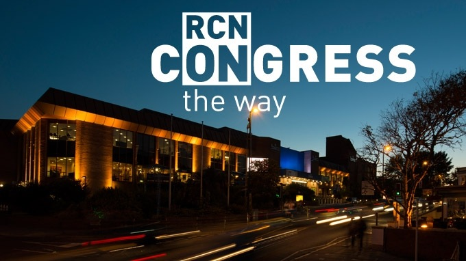 RCN Congress 2015, events programme and exhibitions