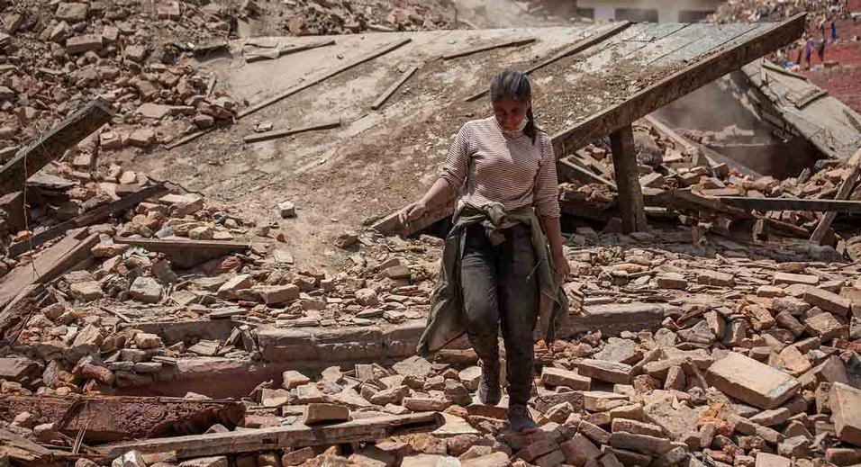 Women living in fear for their safety three months on from Nepal earthquake