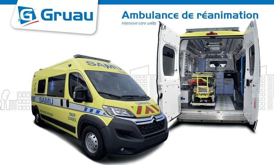 Three new vehicles from Gruau, the global player in the LCV market | Emergency Live 1