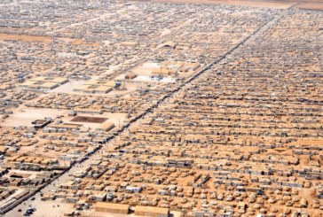 Jordan's Zaatari refugee camp turns three, challenges remain for 81,000 residents
