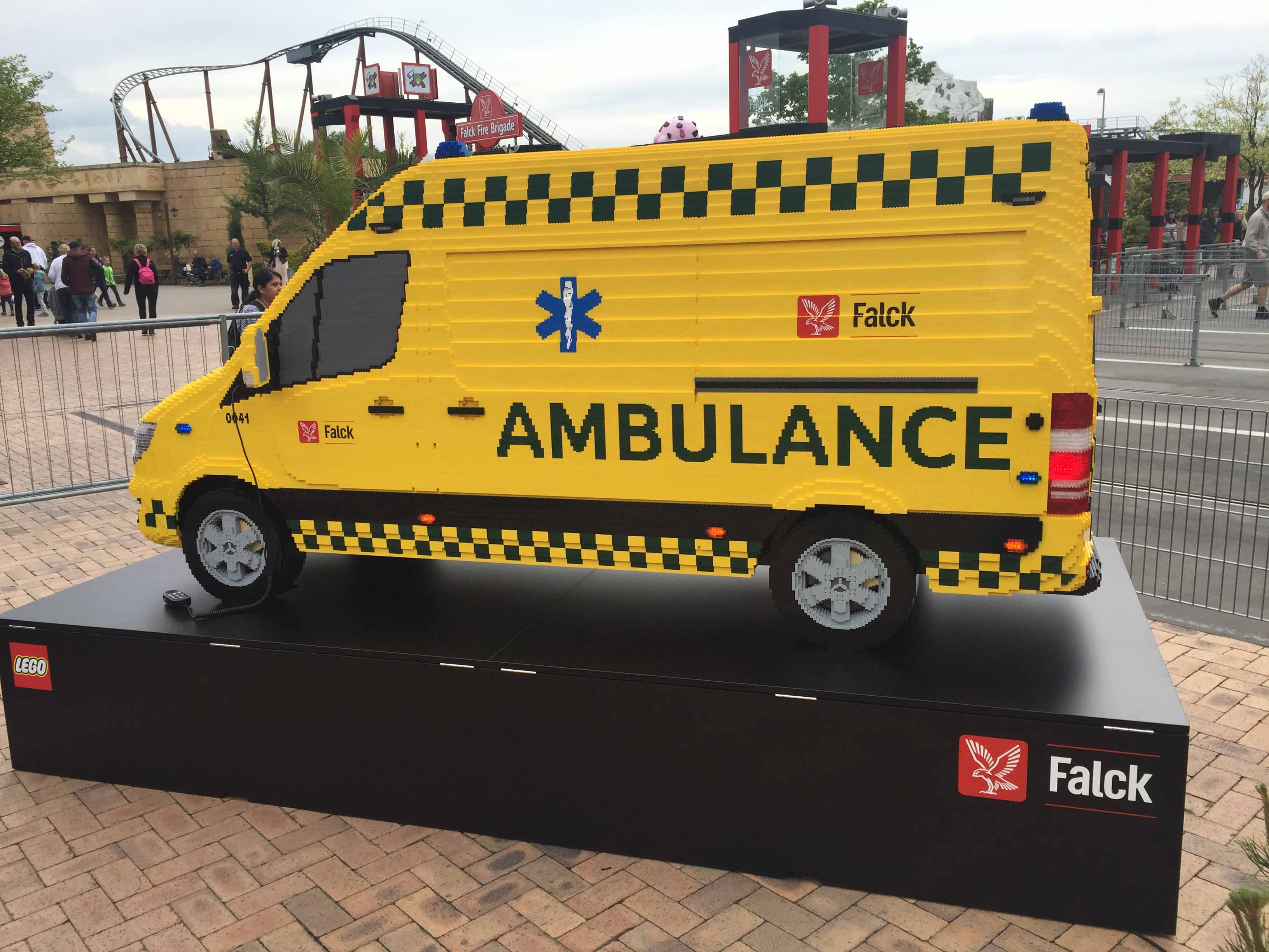 Falck supports and sponsors the EMS 2016 Congress in Copenhagen