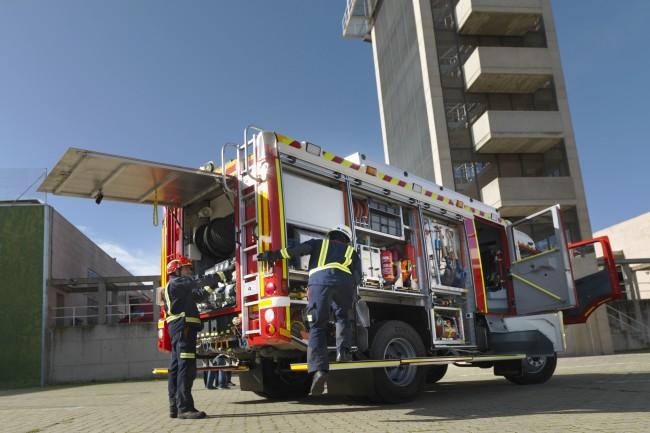 Madrid Fire Department chooses Allison for fleet renewal