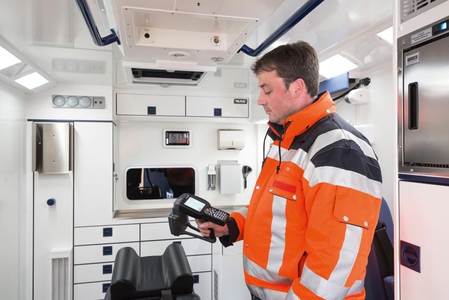Urgence en direct | Plus de sécurité et de confort pour les secouristes et les ambulanciers avec la technologie WAS Ambulance image 5