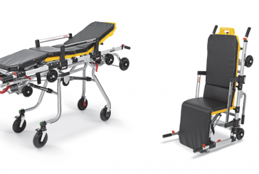 Stretcher or Chair? No doubts with the new Spencer Cross Chair