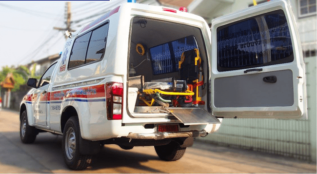 Emergency medical services key performance measurement in Asian cities