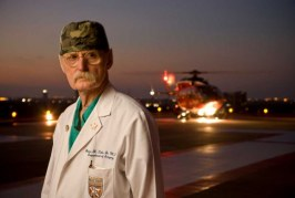 The iconic doctor who found the Life Flight Helicopter Ambulance System in Huston dies at 86