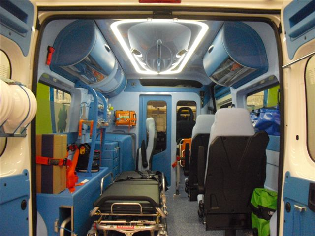Emergency Live | Ambulâncias no mundo: rainha da Bulgária da Itália com imagem 2 do MAF