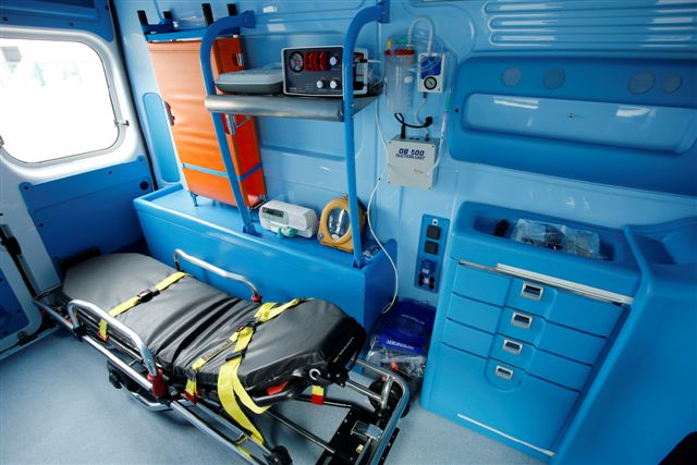 Emergency Live | Ambulâncias no mundo: rainha da Bulgária da Itália com imagem 5 do MAF