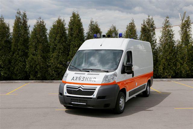 Emergencia en vivo | Ambulancias en el mundo: Italia reina de Bulgaria con MAF imagen 3