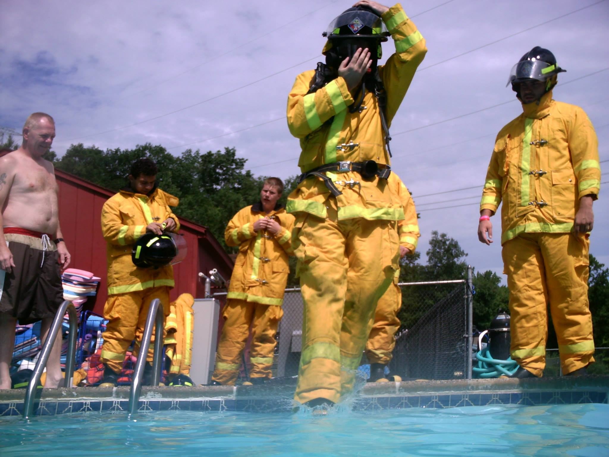 Some Georgia firefighters not trained in water rescue