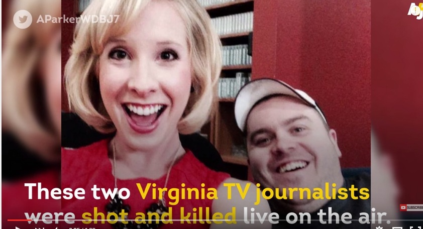 Virginia: Man kill 2 reporters and commit suicide
