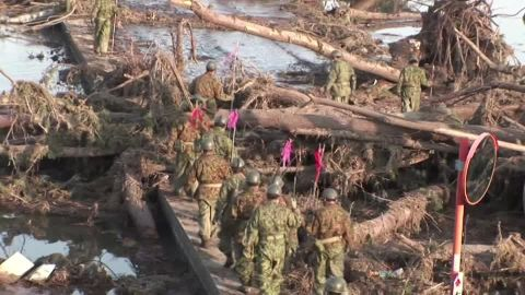 Death toll rises from Japan flood