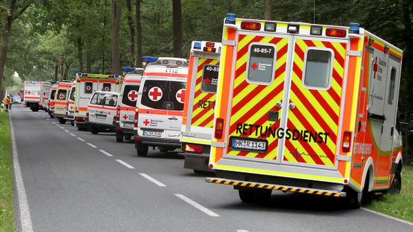 Emergencia en vivo | Cuando la omeophaty sale mal: 30 personas intoxicadas durante una conferencia médica en Alemania