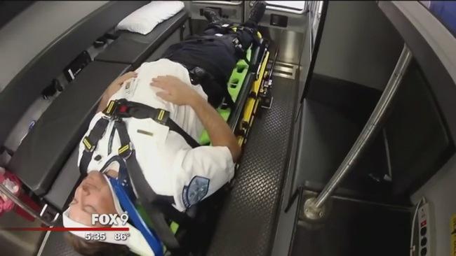 Emergency Live | A nova ambulância mais segura da Allina Health está pronta para cair na estrada imagem 4