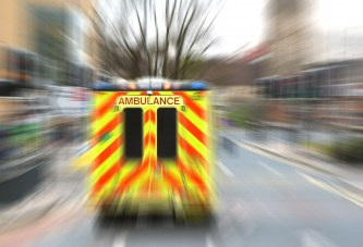 A race against time – The life of a paramedic